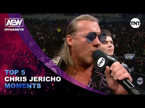 The Five Best Jericho Moments From AEW In 2019
