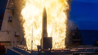 """イージス・ミサイル防衛 「SM-6 & SM-2」 迎撃試験 - Aegis BMD """"SM-6 & SM-2"""" Intercept Test"""