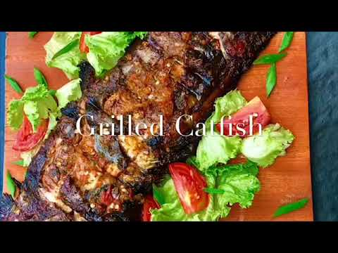 The Best Way To Marinate And Grill Catfish Nigerian Style
