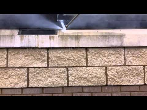 Limestone Cleaning Chicago Pressure Washing