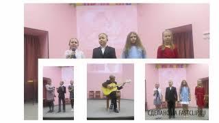 Праздник мам в Пушкинке