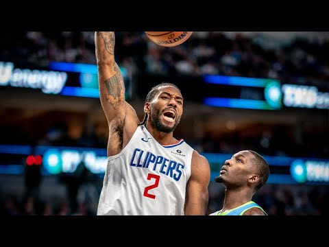 La Clippers Vs Dallas Mavericks Full Game Highlights November 26 2019 Nba Season 2019 20