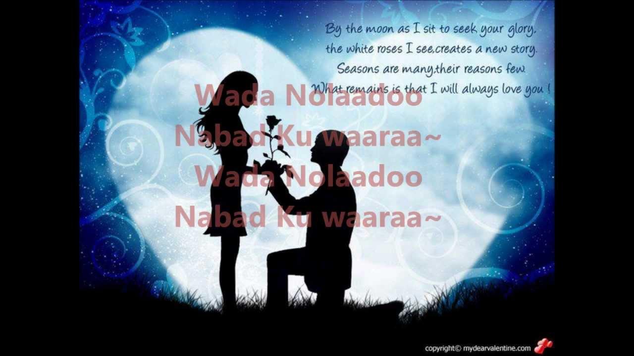 Rasta Love Quotes Wada Nolaada Ahmed Rasta  Youtube