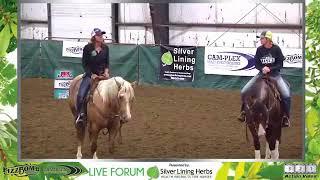 Ashley Schafer and Joy Wargo - Barrel Racing Tips and Live Demonstration