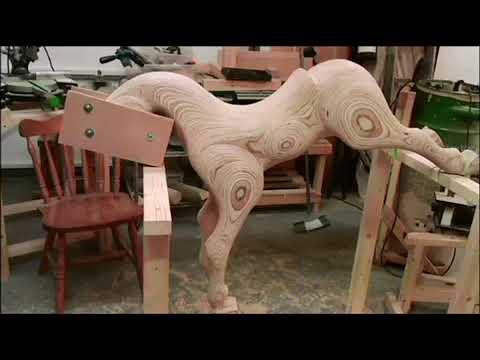 Making a Rocking horse
