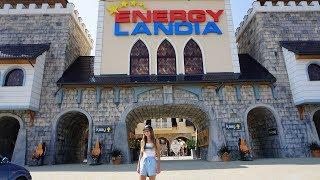 ENERGYLANDIA - test rollercoaster Hyperion - GoPro - VLOG - prezent dla kuzyna Mighty Muggs