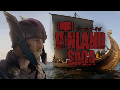 MARVEL - Vinland Saga | Opening - MUKANJYO / Survive Said The Prophet [Lyrics] ヴィンランド・サガ