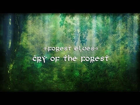 Forest Elves - Cry of the Forest【Original Song】
