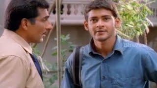 Mukesh Rushi Funny Advices To Mahesh Babu || Okkadu Movie Scenes