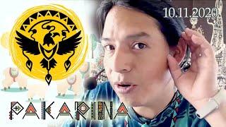 Alfredo Pakarina - Short version of the livesteram 10.11.2020 (Rus/Eng/Esp subtitles) смотреть онлайн в хорошем качестве бесплатно - VIDEOOO