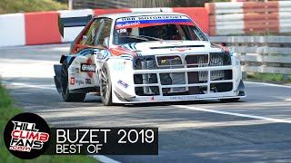 Hill Climb BUZET 2019 - Best of HCF ☆