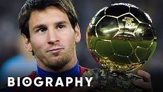 Lionel Messi - Soccer Player   Mini Bio   BIO
