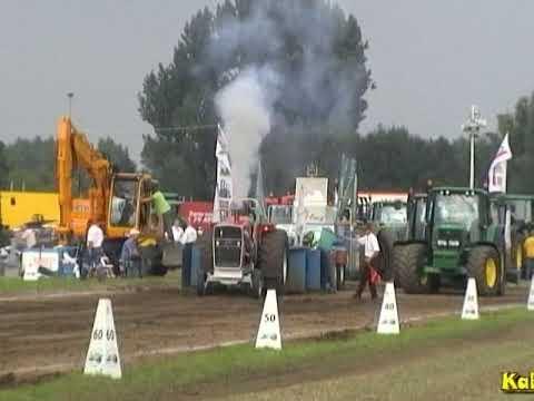 TractorpullingTV - 4500kg Supersport - Meerkerk 2005