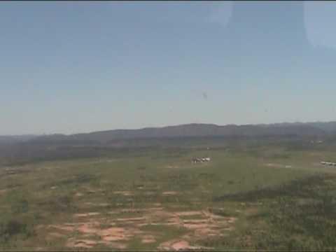 Alice Springs YBAS climbout