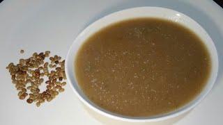 Hulgyach Madaga   हुलग्याच माडग   Veg Soup Recipe By Asha Maragaje