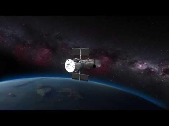 Astronauts in Orbit