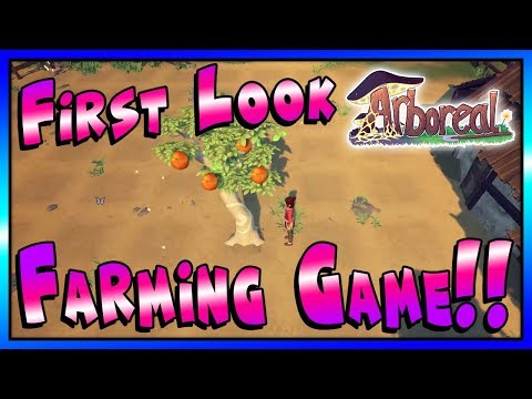 Checking Out A New Game on Steam! - Arboreal
