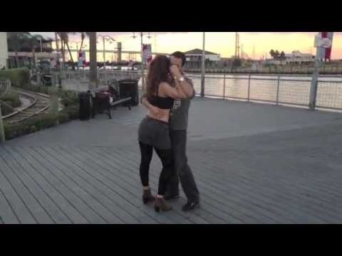 David Campos & Guida Rei   KIzomba in Houston Tx, USA   deixam em paz by Jennifer Dias