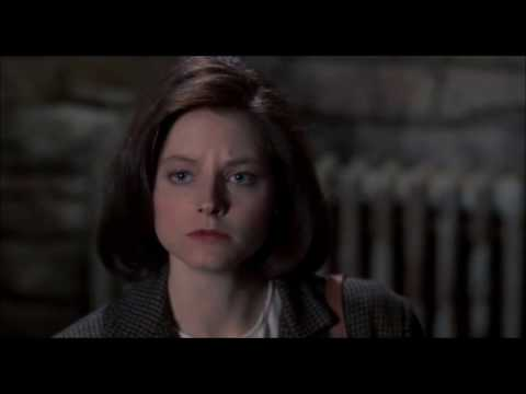 The Silence of the Lambs great scene - Clarice & Hannibal's first meeting
