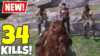 *NEW* I HUNTED MAKAROV \u0026 THEN THIS HAPPENED IN CALL OF DUTY MOBILE BATTLE ROYALE!