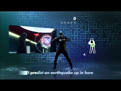 PS3 Labrinth ft Tinie Tempah  Earthquake  Everybody Dance 2
