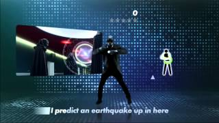 (PS3) Labrinth ft. Tinie Tempah - Earthquake | Everybody Dance 2