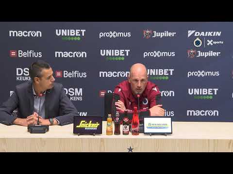 CLUB BRUGGE | DE PERSCONFERENTIE VOOR #CluStvv  | 2019-2020