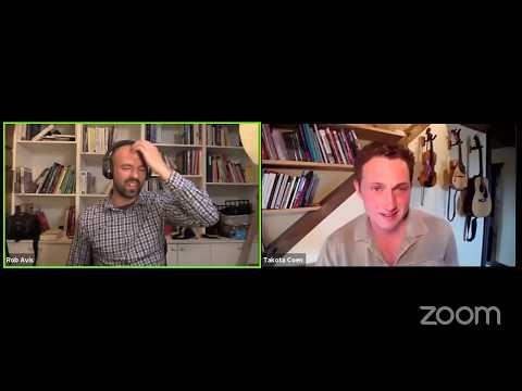 Live With Author Mark Anielski And Takota Coen COVID And Economics