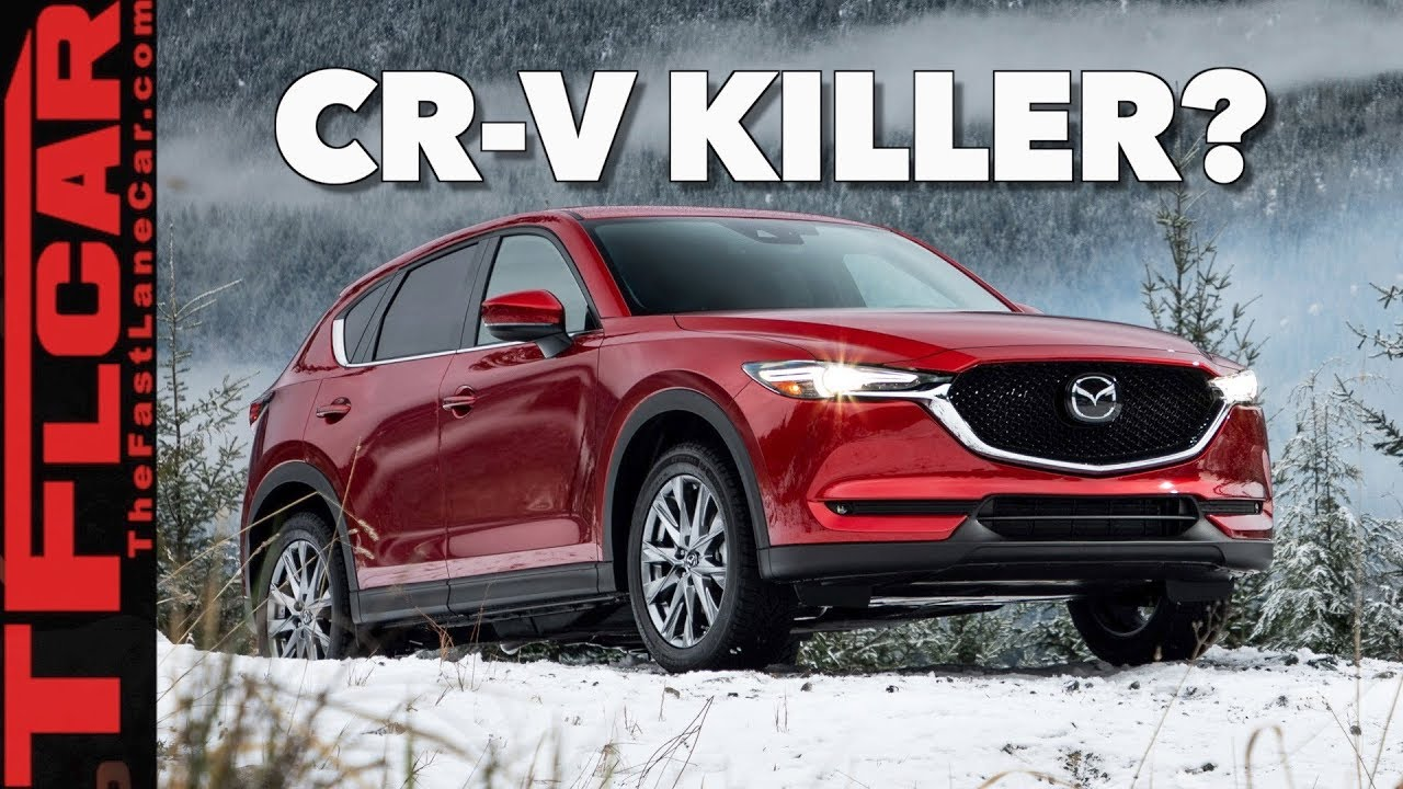 At Last The 2019 Mazda Cx 5 Turbo Gets A Turbo Snowy First Drive