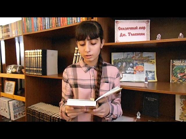 Изображение предпросмотра прочтения – АминаКолоян читает произведение «Вы, идущие мимо меня...» М.И.Цветаевой