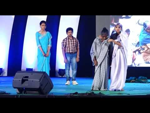 Skit On Social Issues Performed by Silas International School, Udupi