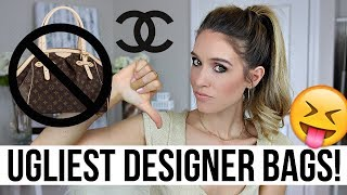 THE UGLIEST DESIGNER BAGS | #LUXURY ROAST TAG | Shea Whitney