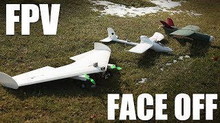 Flite Test - FPV Faceoff - PROJECT