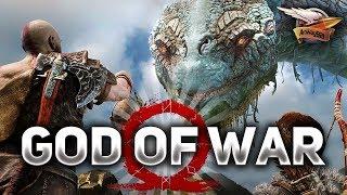 GOD OF WAR 2018 - Прохождение - Часть 2