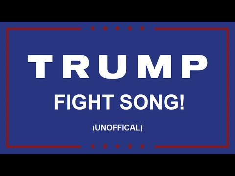 The TRUMP Fight Sg un  TRUMP 2016