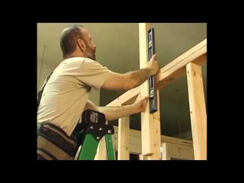 Framing a Gable Roof Promo