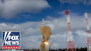 Russia announces missile test amid rising tensions with US
