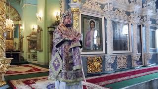 Слово митрополита Ферапонта в Неделю Торжества Православия