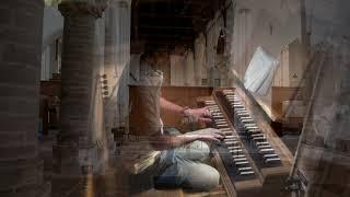 Improvisation Psalm 134 ~ Old Hundredth ~ Martien de Vos ~ Brouwershaven