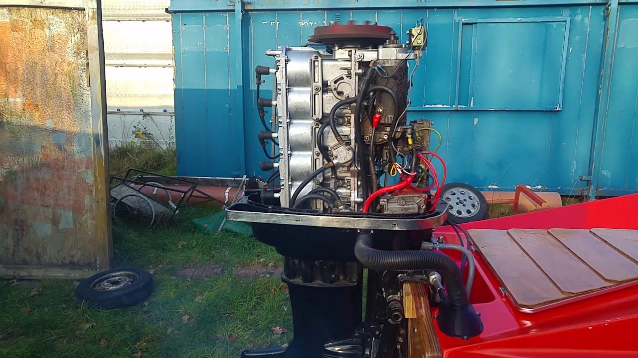 mercury 1000 engine testMercury Engine Test #5