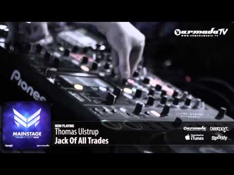 Thomas Ulstrup - Jack Of All Trades  (From: 'W&W - Mainstage vol. 1')