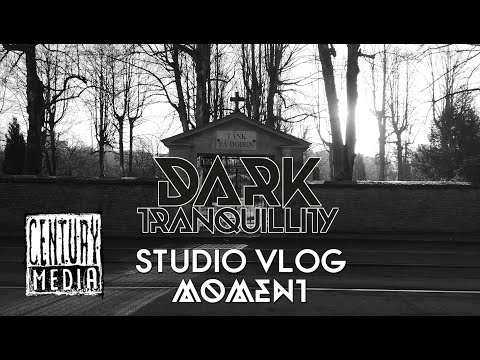 "DARK TRANQUILLITY -  ""Moment"" in the making. Studio Sessions (Part #2"