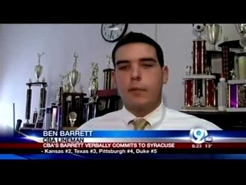 WSYR-TV 6pm News, January 31, 2011