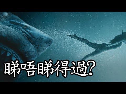 《鯊海47米:狂鯊出籠》47 Meters Down: Uncaged 睇唔睇得過? (2019)
