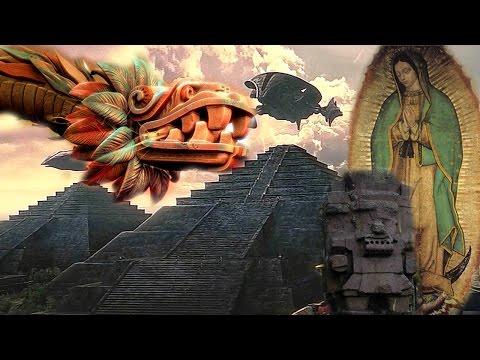 Dioses Reptilianos Anunnakis en Mexico