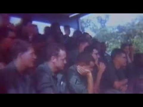 Vietnam War: Mines and Booby Trap Course, Cu Chi (1967)