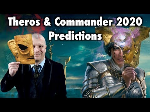 The Professor's Preposterous Theros and Commander 2020 Predictions For Magic: The Gathering