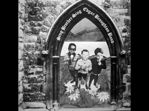 EDGAR BROUGHTON BAND- Sing Brother Sing (Full Vinyl)