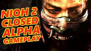 NIOH 2 Gameplay  [Closed Beta]