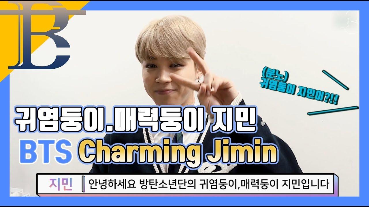 [방탄소년단/지민] 귀염둥이 매력둥이 지민(BTS Charming Jimin)